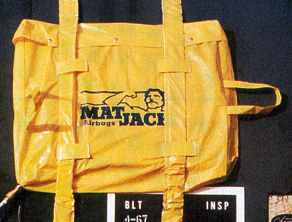 Leak Sealing Kraft Bag : Item as matsack leak sealing kits on matjack