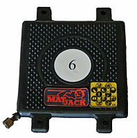 6 ton matjack high pressure air bag