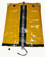 Underwater open lift bag