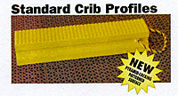 Standard Crib Profile yellow